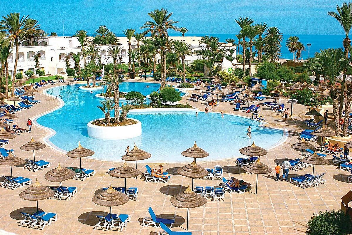 Djerba dovolen 2018 ck fischer for Hotel montpellier avec piscine