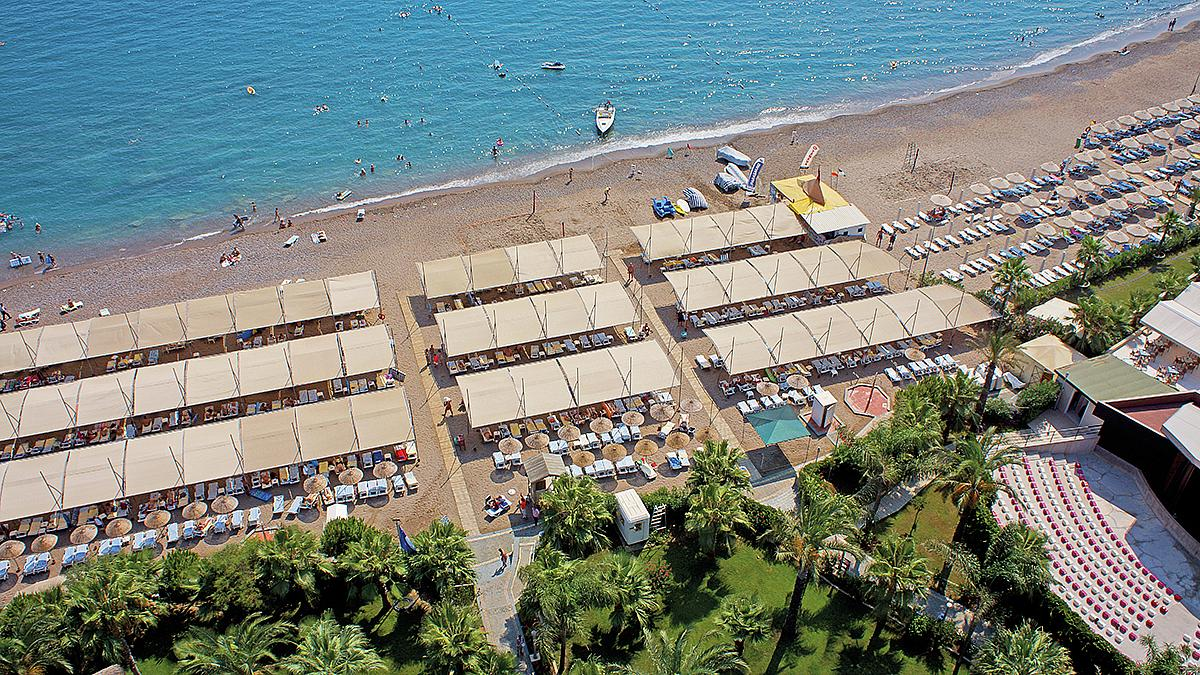 Kirman Hotels Arycanda De Luxe Side And Alanya
