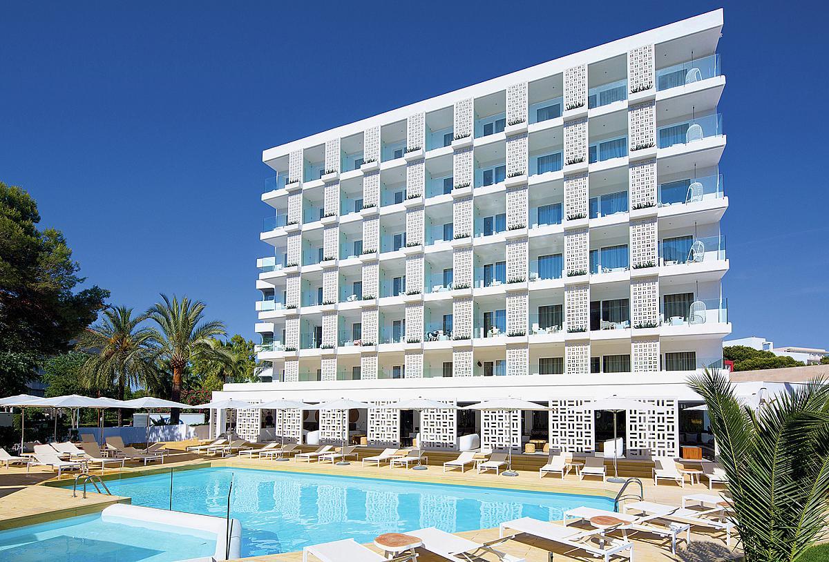 Playa de palma dovolen 2018 ck fischer for Hotel de diseno mallorca