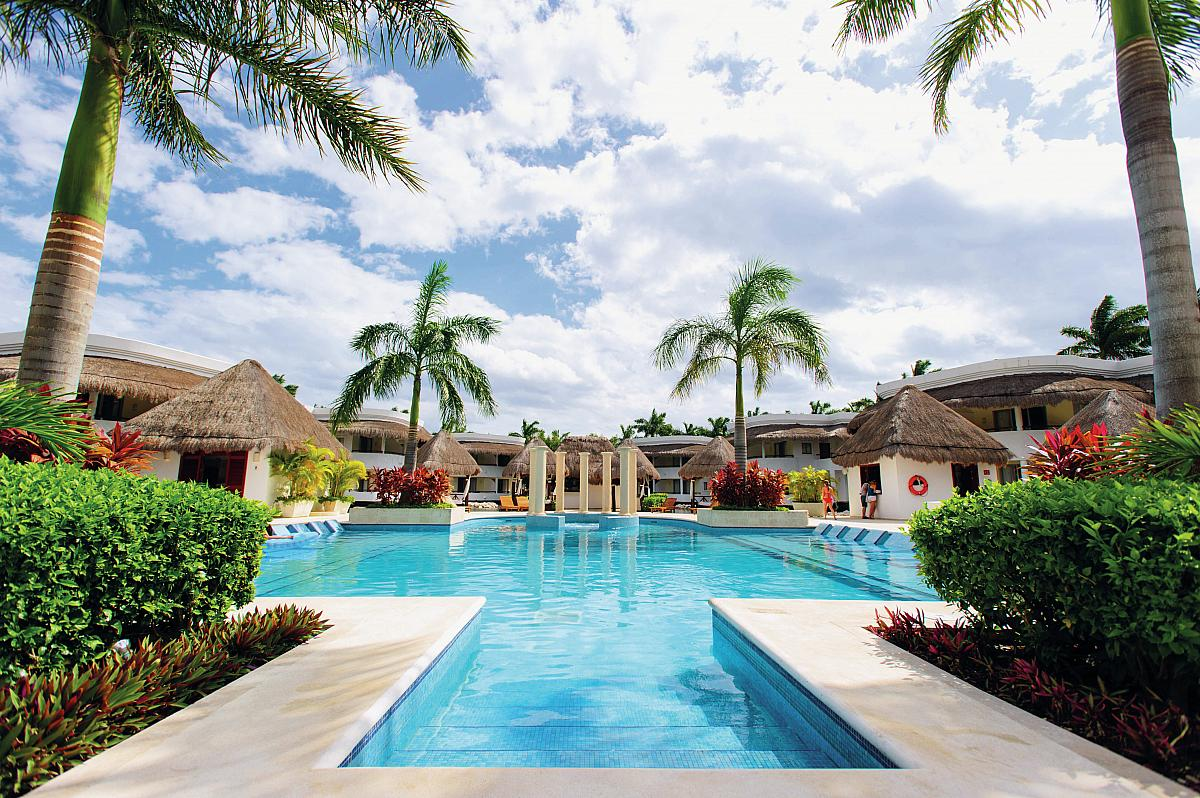 Grand Sunset Princess All Suites Resort  Spa  Mexiko