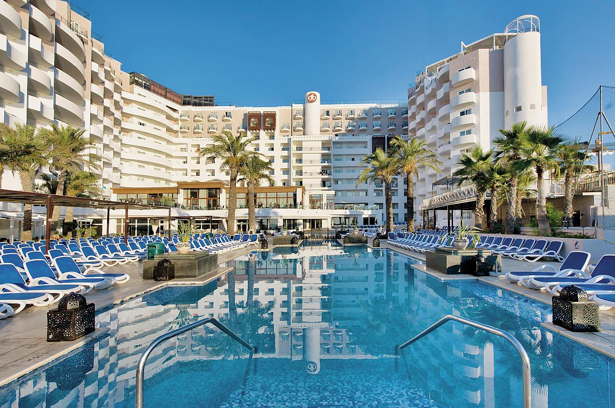 Db San Antonio Hotel And Spa Malta