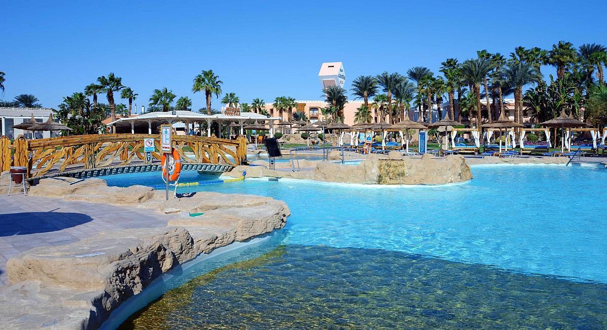 Beach Albatros Resort  Hurghada  Egypt